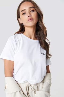 Dar Lin Na Kd Trend Darlin Embroidery Basic Tee