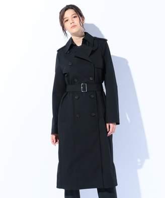 Calvin Klein (カルバン クライン) - CK CALVIN KLEIN WOMEN 【春のおすすめコート】コットントレンチ トレンチコート(C)FDB