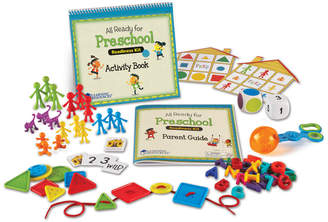 Learning Resources Inc All Ready For Preschool Readiness Kit