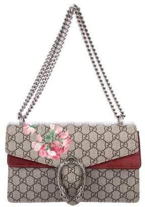 Gucci GG Supreme Blooms Small Dionysus Shoulder Bag