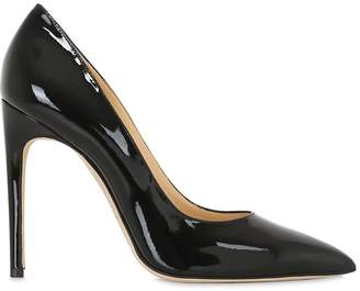 Merlyn 110mm Patent Leather Pumps
