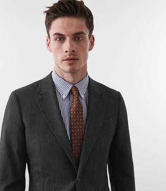 Reiss Dobron Slim Fit Fine Striped Blazer