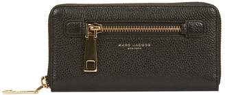 Marc Jacobs Gotham Zip Around Wallet