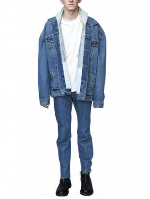 Vetements VETEMENTS X LEVIS DENIM JACKET $1,780 thestylecure.com