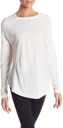 Sweet Romeo Solid Raglan Sweater
