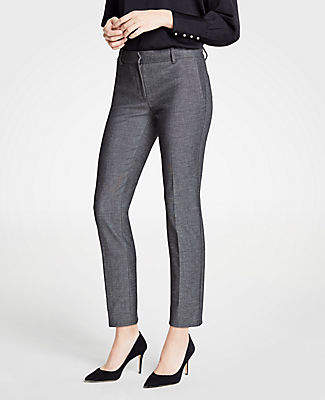 Ann Taylor The Tall Ankle Pant - Curvy Fit
