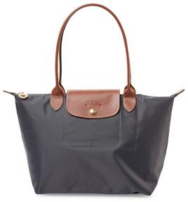 Le Pliage Long Handle Small Nylon Tote Bag