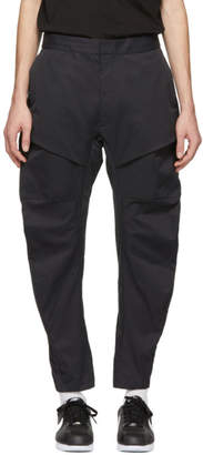 Nike Black Woven Tech Pack Cargo Pants