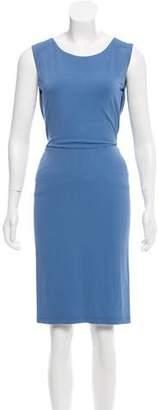 Alberta Ferretti Sleeveless Mini Dress
