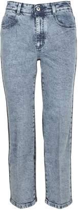 Stella McCartney Jeans High Waist Crop