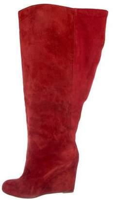 Christian Louboutin Zepita Thigh-High Boots