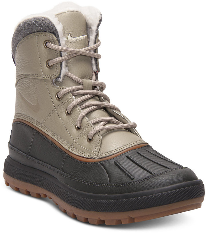 Nike Men's Woodside II Outdoor Boots from Finish Line