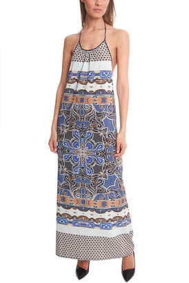 Clover Canyon Agra Scarf Maxi Dress