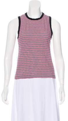 Rag & Bone Sleeveless Stripe Top