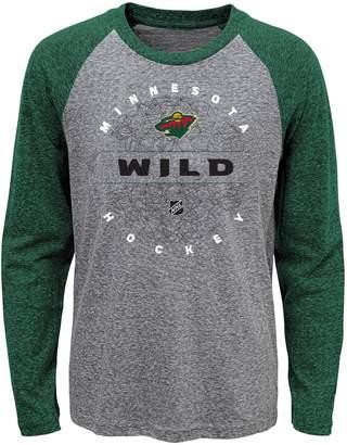 Boys 4-18 Minnesota Wild Promo Tee