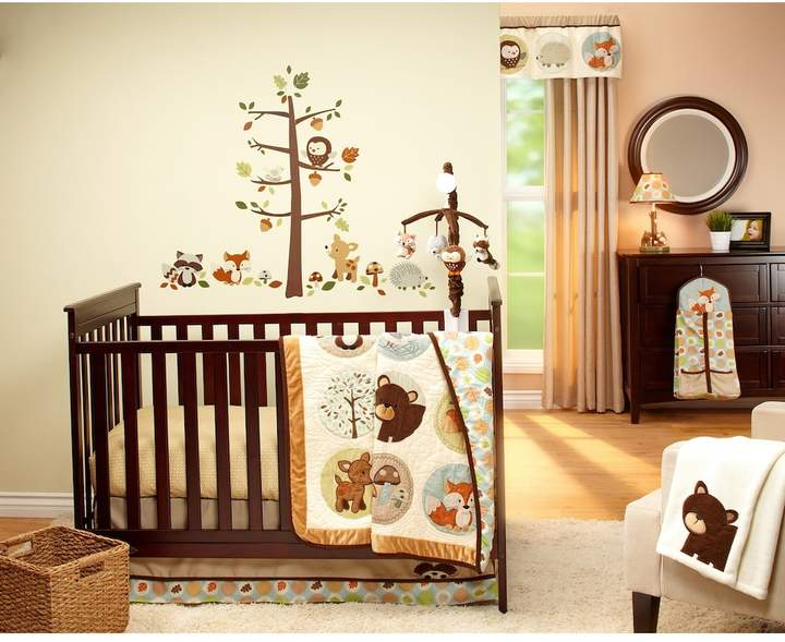 Carter's Carters Carter's Friends Collection 4-pc. Crib Bedding Set