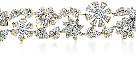 Jean Schlumberger Diamond jardinet bracelet