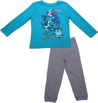 Pokemon THE  Adventure Long Sleeved Cotton Pyjamas by BestTrend