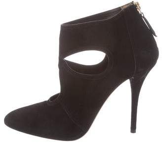 Aquazzura Sexy Thang Ankle Booties