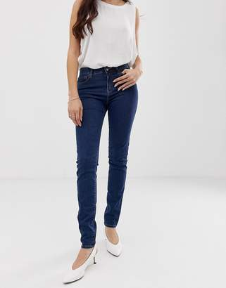 Emporio Armani High Rise Skinny Jeans