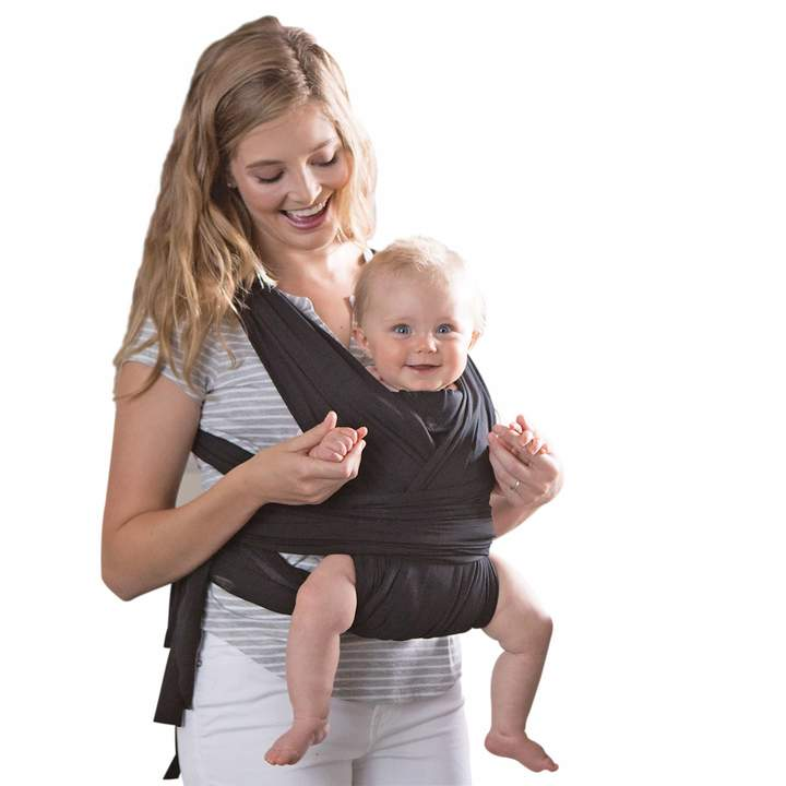 Boppy ComfyFit Baby Carrier in Black