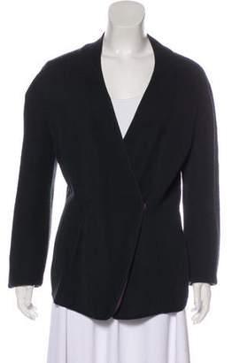 Armani Collezioni Casual Long Sleeve Blazer
