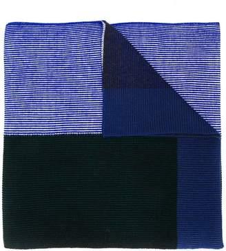 Paul Smith knit mix scarf