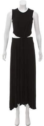 A.L.C. Knotted Maxi Dress