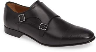 BOSS Newport Double Monk Strap Shoe