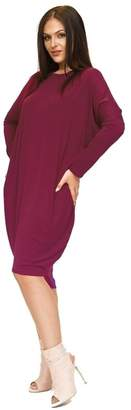 Karen Michelle Cocoon Dress