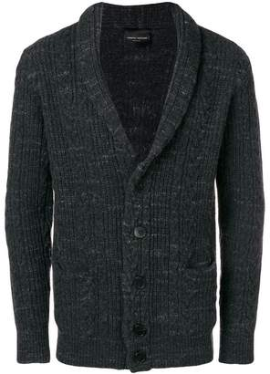 Roberto Collina multi-knit cardigan