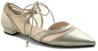 Women's Andre Assous 'Maddie' Pointy Toe Flat $224.95 thestylecure.com