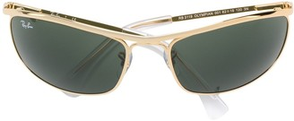 Ray-Ban Olympian tinted sunglasses
