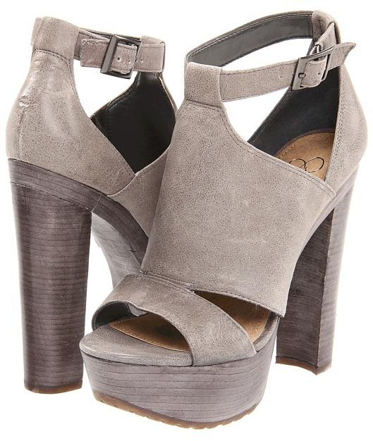 Jessica Simpson Kylie (Elk) - Footwear