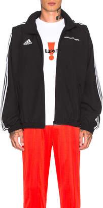 Gosha Rubchinskiy x Adidas Woven Hoodie