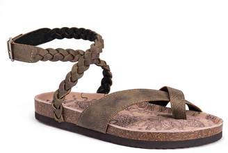 Muk Luks Estelle Flat Sandal - Women's