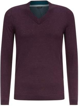 Ted Baker Noel V-Neck Sweater