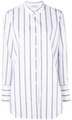 By Malene Birger striped button shirt