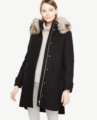 Ann Taylor Parka Jacket
