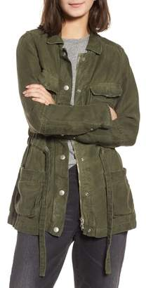 AG Jeans Carell Utility Jacket