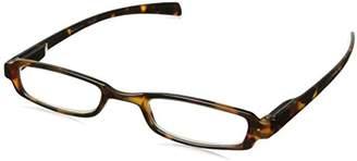 Peepers Unisex-Adult Menu Reader 838175 Oval Reading Glasses