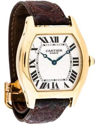 Cartier Tortue Watch