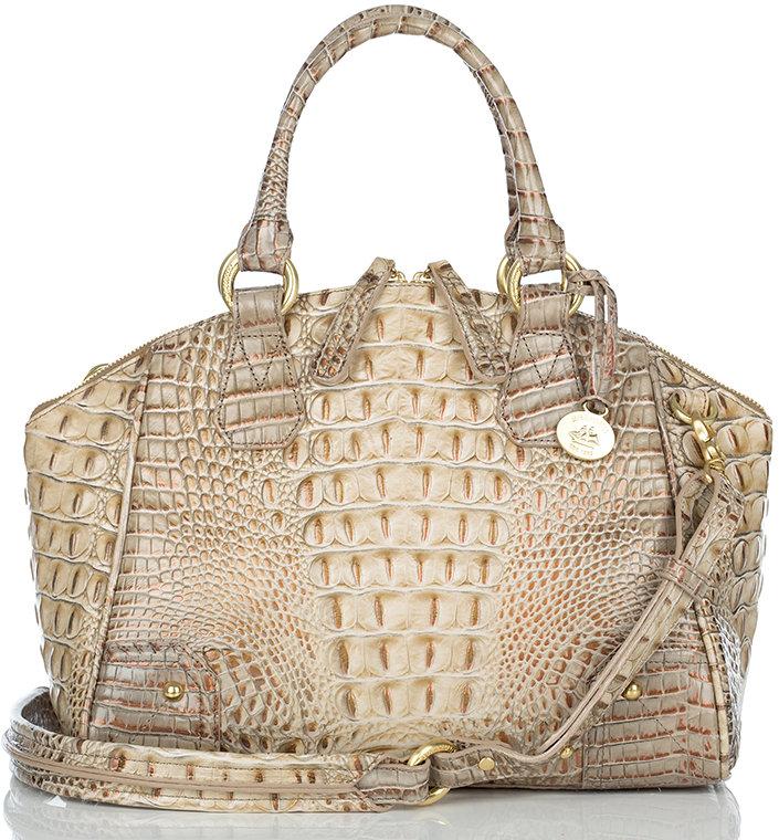 Brahmin Tyler Satchel Bag