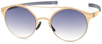 Ic! Berlin IC BERLIN Sunglasses Ic!Berlin Blanca F. Rosè Gold Made in Germany 100% Authentic New