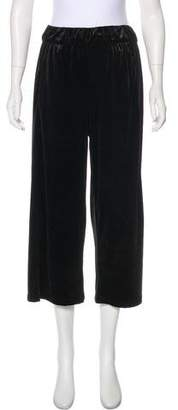 The Lady & The Sailor Palazzo Velvet Pants w/ Tags