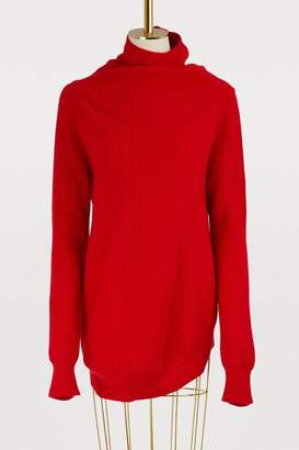 Jil Sander Wool and cashmere sweater