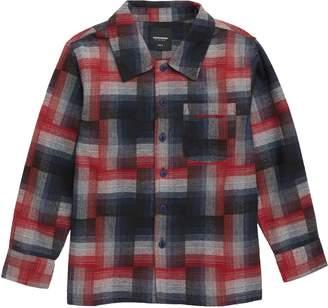 SUPERISM Brody Plaid Woven Shirt