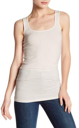 Abound Double Scoop Tunic Tank