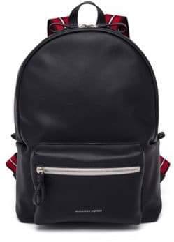 Alexander McQueen Calfskin Leather Backpack