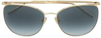 Boucheron Eyewear square sunglasses